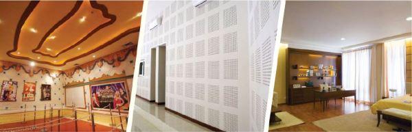 Beberapa Contoh Penggunaan Material Gypsum Board
