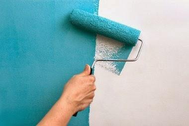 Mengecat tembok itu mudah?