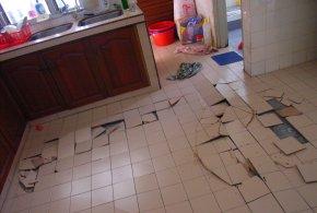 Cara Mengantisipasi Lantai KeramikPopping